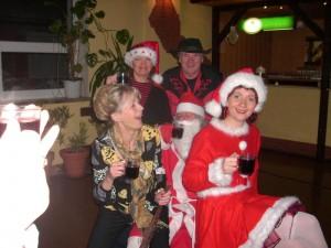 Fireboots-Weihnachtsfeier 2008 007